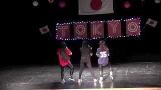 [Rebellas] SJA Coffeehouse 2014 Charm Rose Jess