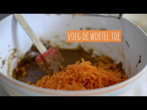 RECEPTVIDEO: easy carrotcake!
