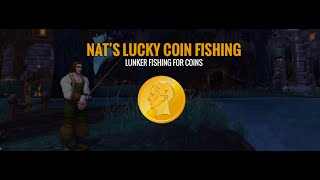 Wow Lunker Fishing - How To Farm Lunker Farming And Crimson Water Strider Detailed Wod