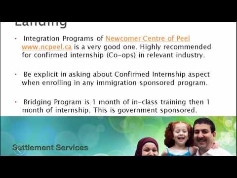 Immigrant to Canada (Newcomer)  - Survival First 3 Settlement Months Tips