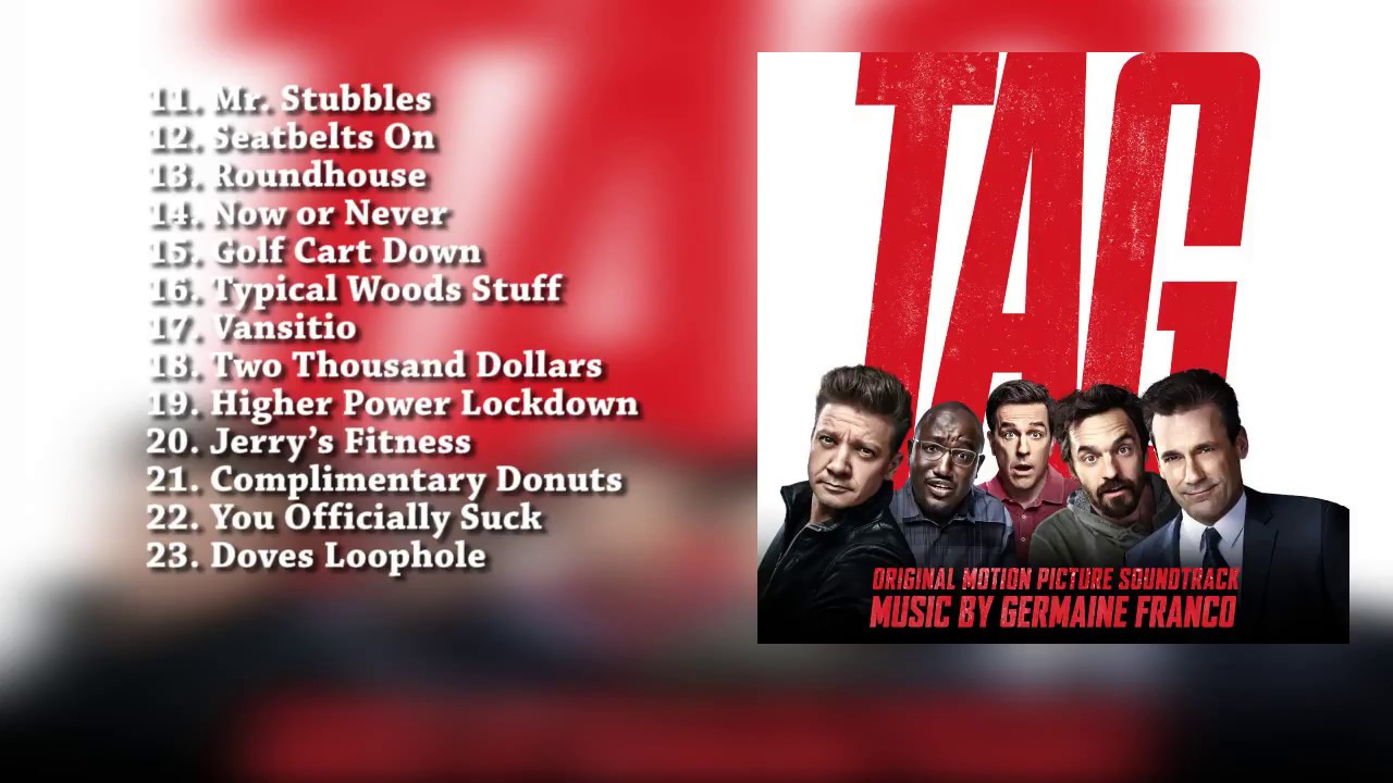 OST – Tag (Soundtrack List) – Compilation Music #1