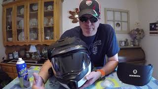 two Year Owners Review of the Schuberth E1 Helmet