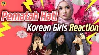 Download lagu Korean girls react to MV by Nabila Razali