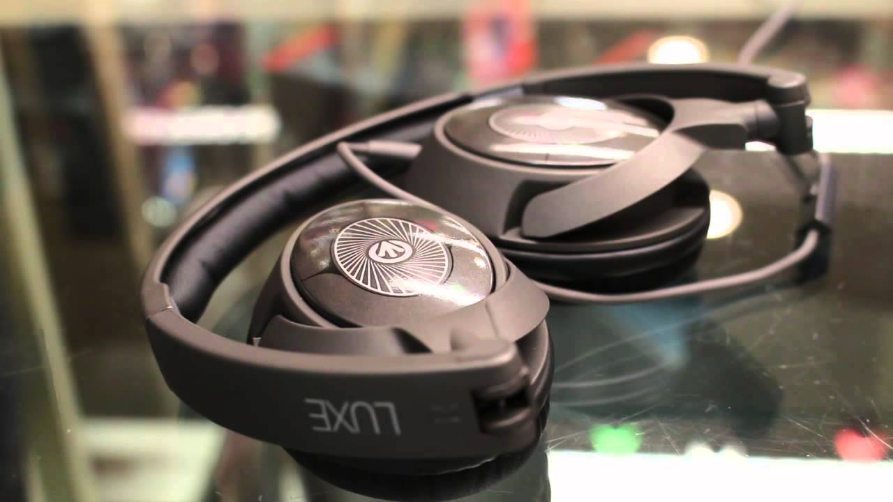 563d789343a iFrogz Luxe On-Ear Headphones Review - Audio46 - YouTube