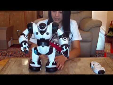 WowWee Robosapien Robot Review
