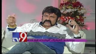 Why does Balakrishna choose Hema Malini for GPSK ? - TV9