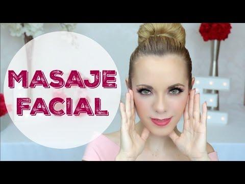 EL MEJOR MASAJE FACIAL! Mi secreto de belleza! Paola Herrera