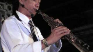 Kenny G - The Wedding Song( Just Jazz Saxophone) 薩克斯風Live演奏