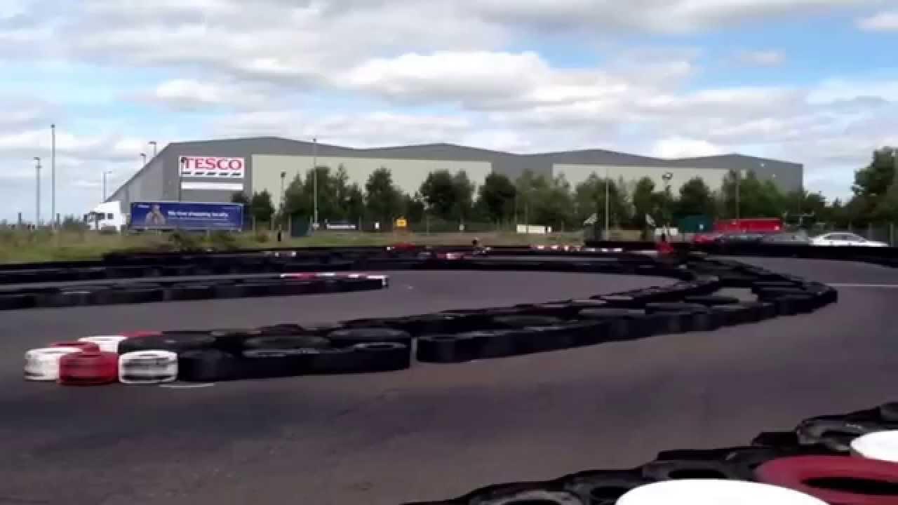 Go Karting West Midlands >> Blata Mini Moto 2 5 On Fradley Go Kart Track West Midlands
