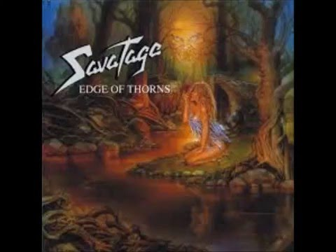 Savatage - Edge Of Thorns (Full Album)  1993