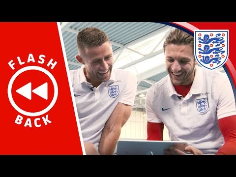 Cahill & Lallana relive England's 3-0 win over Scotland | Flashback