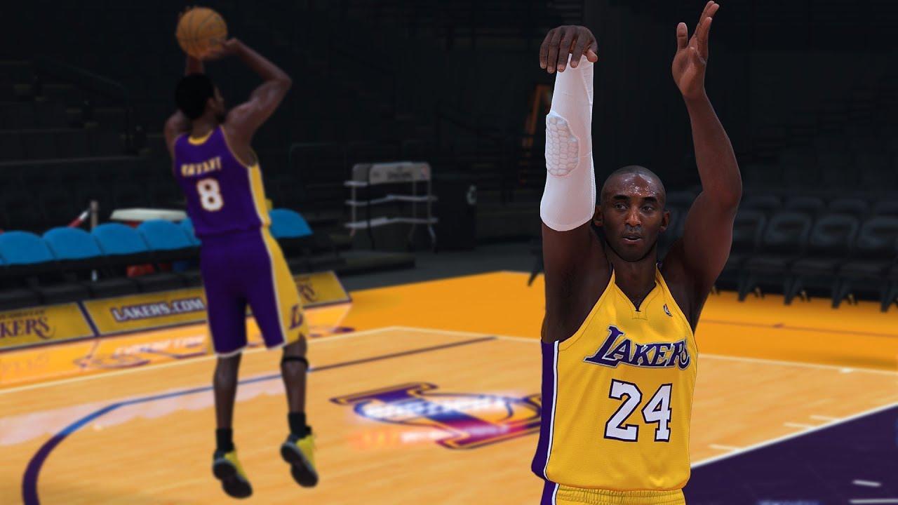 NBA 2K20 Kobe Bryant FULL Jumpshot FIX