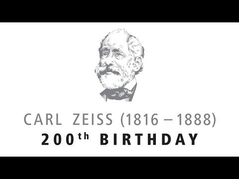 Carl Zeiss (1816 – 1888) – Um empresário visionário