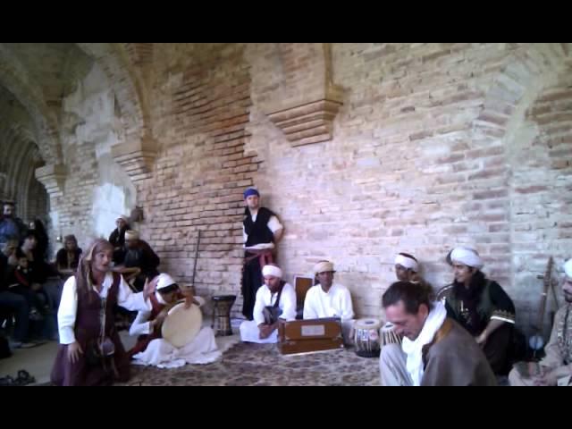 Trio AL ANDALUS - Abbaye de Belleperche - JEP 2011
