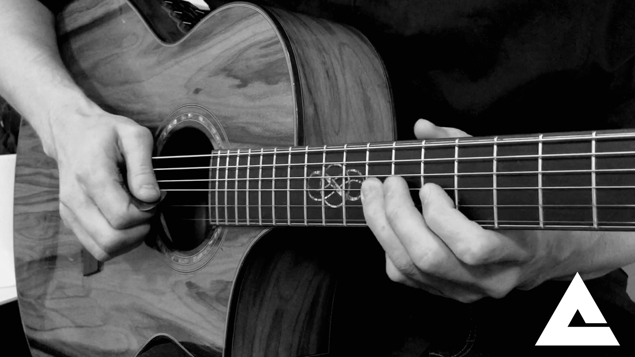 Sweet Child 'o Mine Solo  Guns 'n Roses  Acoustic Guitar