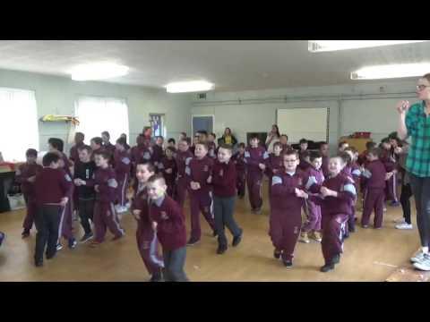 Seachtain na Gaeilge 2017: Shoe the Donkey Gach Duine!!