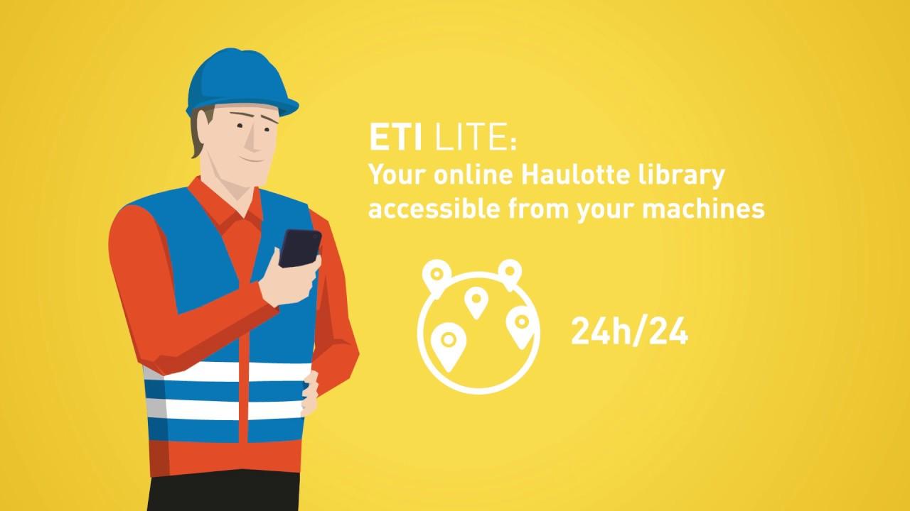 Haulotte - ETI Lite - EN