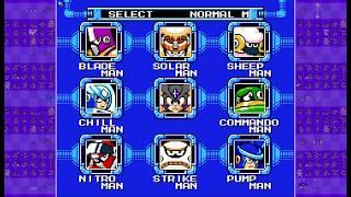 Megaman 10 Bass Gameplay (Megaman Legacy Collection 2)