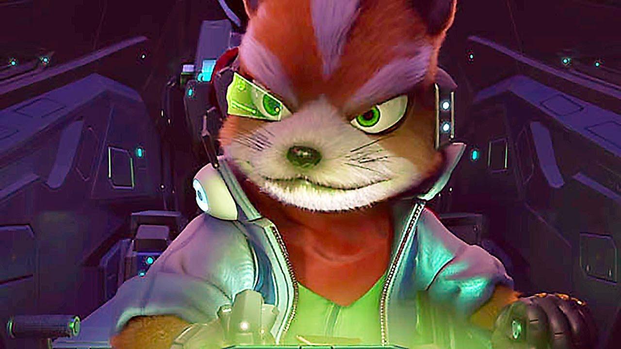 Starlink Battle for Atlas STARFOX - Gameplay Demo (E3 2018)