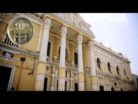EL PALACIO DEPARTAMENTAL DE RETALHULEU