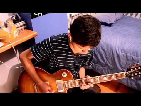 Can't Hold Us   Macklemore & Ryan Lewis GUITAR COVER