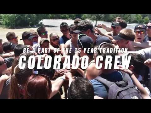 Colorado Crew recruitment video 2016-2017