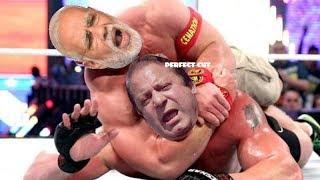 Narendra Modi vs Nawaz Sharif WWE Match