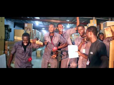 Happy Accra - Happy People Working In Casa Trasacco!