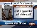Jawan martyed, two terrorists killed in J-K's Kulgam encounter; gunfight underway in Pulwama