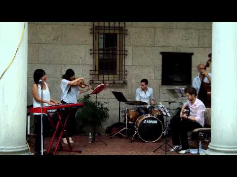 Berklee Present Aires de Argentina at the Boston Public Library Courtyard Series
