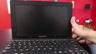 Cara Masuk Bios Notebook Lenovo E10 30