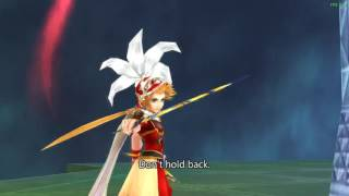 Dissidia 012 Final Fantasy - Dissidia 012 Gameplay Final Fantasy (PSP) - User video