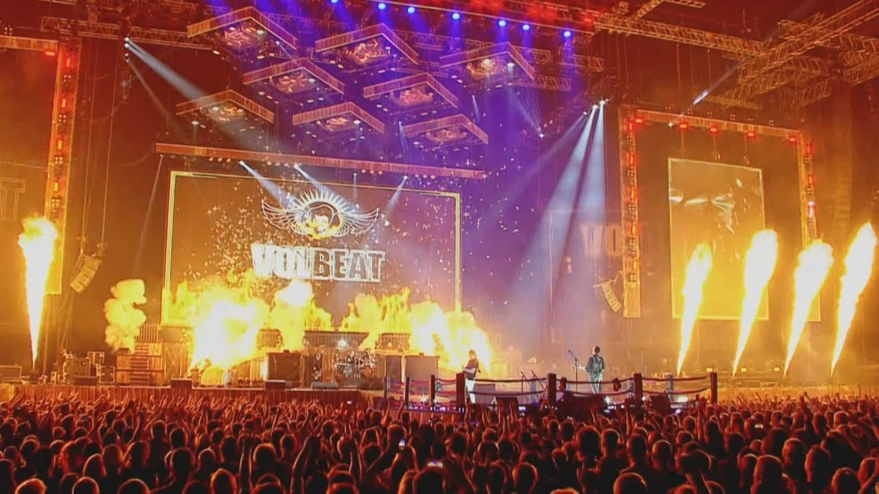 Volbeat - Still Counting (Live From Telia Parken 2017 08 26)