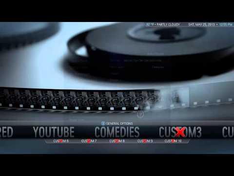 Customizing XMBC - Aeon Nox