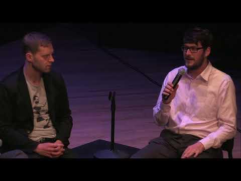 Creativity Conversation: Sam Pluta & Peter Evans