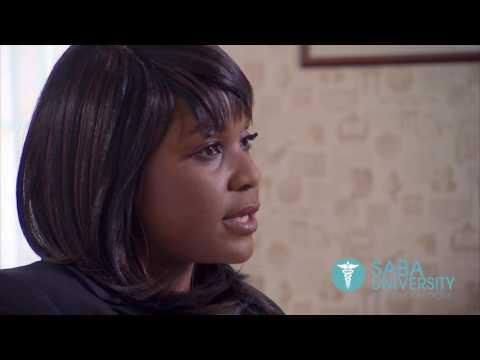 Meet Saba Grad Gloria Koomson