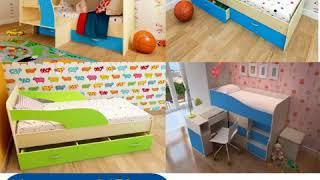 Самые недорогие детские кровати в Челябинске!