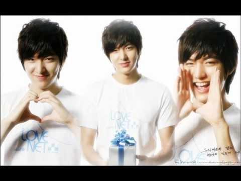 Lee Min Ho saranghae.
