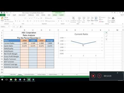 Analyze Stock Data with Microsoft Excelиз YouTube · Длительность: 17 мин50 с