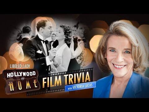 """Libeled Lady"" Movie Trivia"