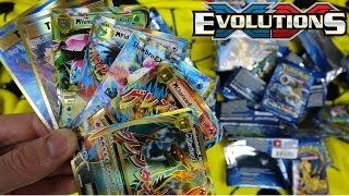 profit or loss xy evolutions booster box pokemon tcg opening