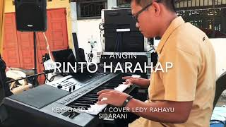 Oh.. Angin || Rinto harahap -Keyboard cam ( Cover : Ledy Sibarani