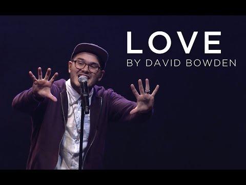 Challenge 2016 - David Bowden - Love (Live)