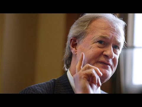 Lincoln Chafee for president?