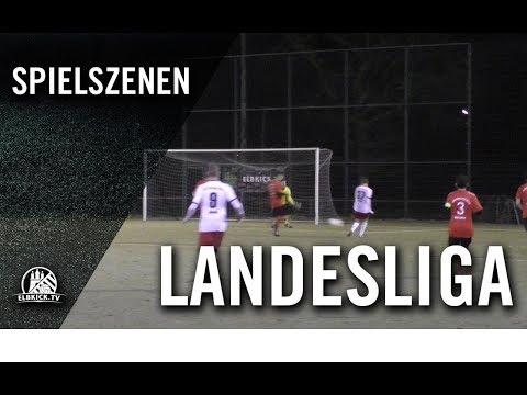 Klub Kosova - FC Voran Ohe (11. Spieltag, Landesliga Hansa)