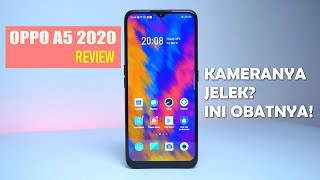 Oppo A5 2020 Review Indonesia : Kelebihan Kekurangan Hape Ini?