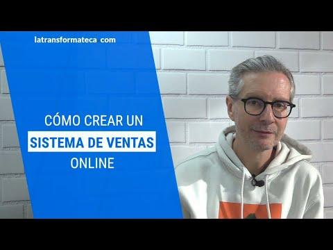 Cómo Crear Un Sistema De Venta Online Para Ser Un Superventas