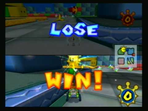 Mario Kart: Double Dash - 2003 - Luigifan64d Battle