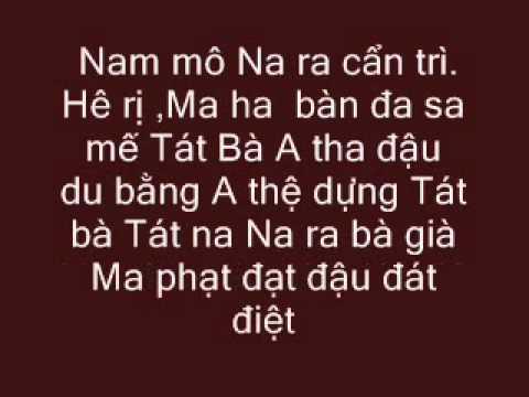 Chu Dai Bi ( danh cho nguoi chua thuoc )