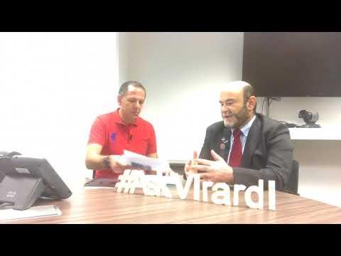 #AskVirardi episode 143 / George A. Danos / 02.10.2017
